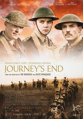 Journey's End's Poster