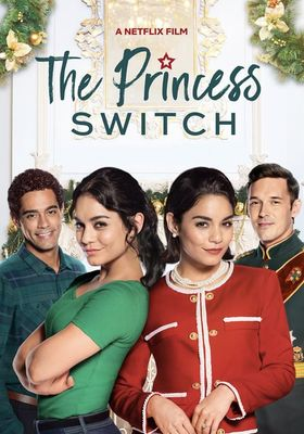 The Princess Switch's Poster
