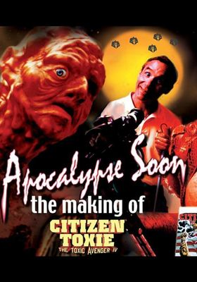 Apocalypse Soon: The Making of 'Citizen Toxie''s Poster