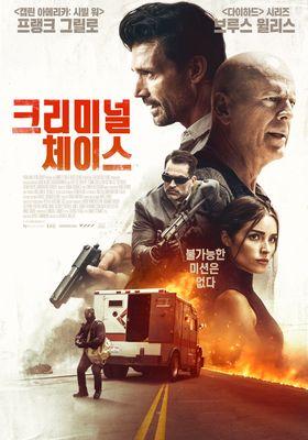 Reprisal's Poster