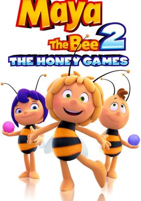 Maya the Bee: The Honey Games's Poster