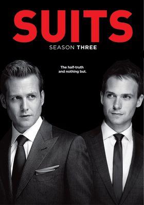 『SUITS/スーツ シーズン3』のポスター