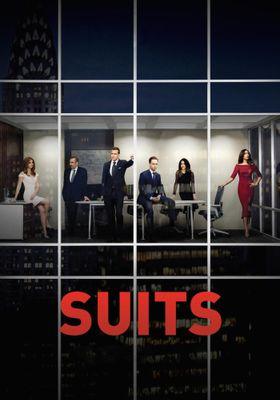 슈츠 시즌 5의 포스터