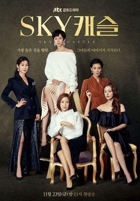 『SKYキャッスル~上流階級の妻たち~』のポスター