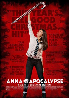 Anna and the Apocalypse 's Poster