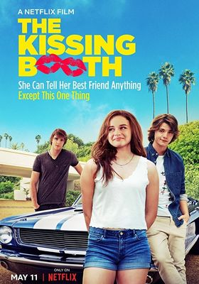The Kissing Booth's Poster