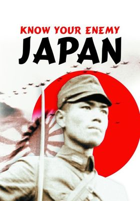 Know Your Enemy Japan's Poster