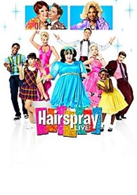 Hairspray Live!'s Poster