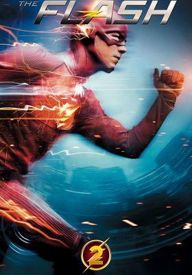 플래시 시즌 2의 포스터