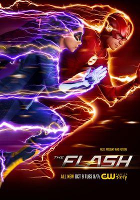 플래시 시즌 5의 포스터