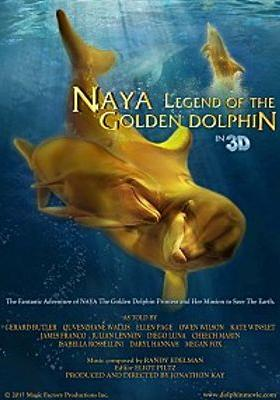 Naya Legend of the Golden Dolphin's Poster