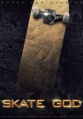 Skate God's Poster