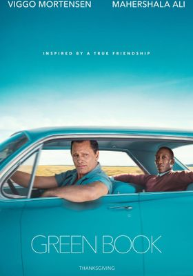 Green Book 's Poster