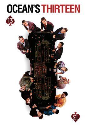 Ocean's Thirteen's Poster