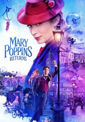 Mary Poppins Returns's Poster