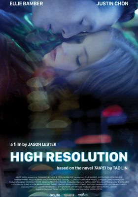 High Resolution's Poster