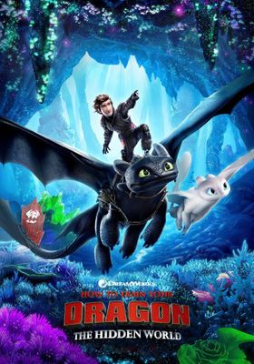 How to Train Your Dragon: The Hidden World's Poster