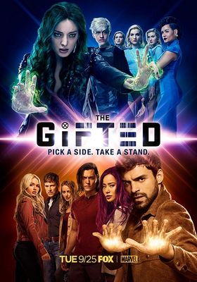 The Gifted Season 2's Poster