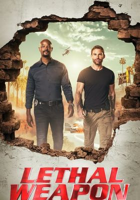 Lethal Weapon Season 3's Poster