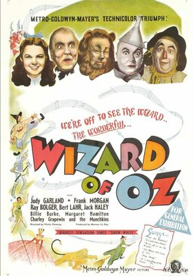The Wizard of Oz's Poster