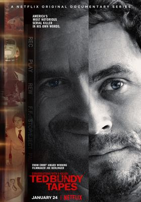 Conversations with a Killer: The Ted Bundy Tapes 's Poster