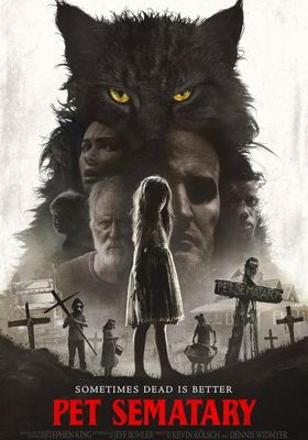 Pet Sematary's Poster
