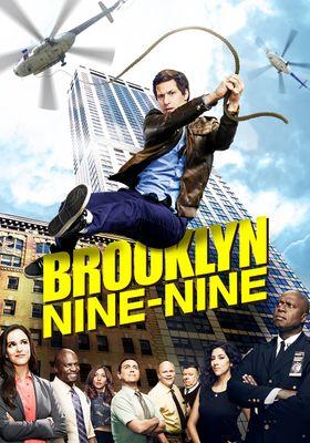 『ブルックリン・ナイン-ナイン シーズン6』のポスター