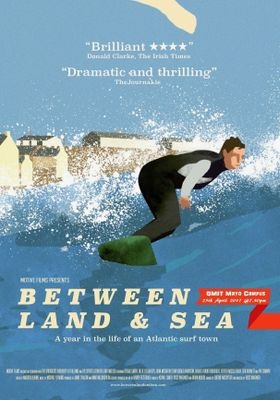 Between Land and Sea's Poster