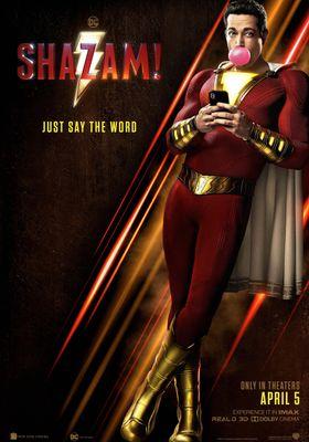 Shazam!'s Poster