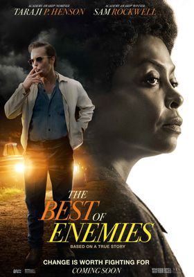 The Best of Enemies's Poster