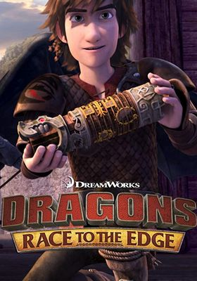 Dragons: Race to the Edge Season 4's Poster