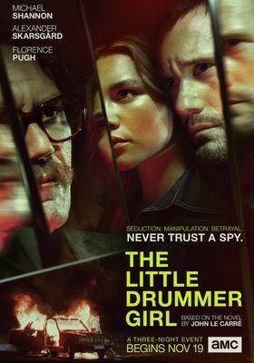 The Little Drummer Girl 's Poster