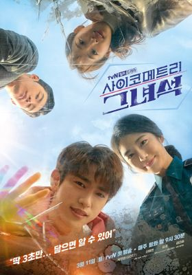 He Is Psychometric 's Poster