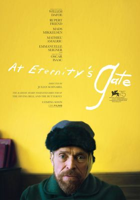 At Eternity's Gate's Poster