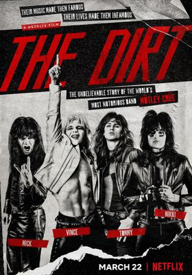 The Dirt's Poster