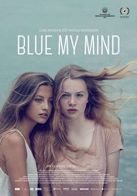 Blue My Mind's Poster
