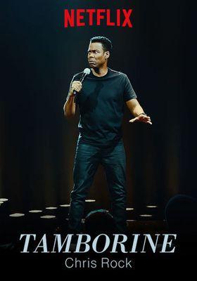 Chris Rock: Tamborine's Poster