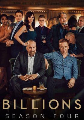 Billions Season 4's Poster