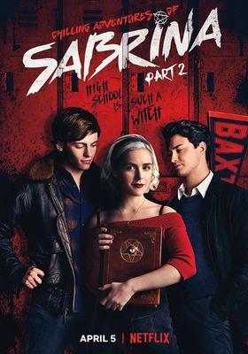 『サブリナ:  ダーク・アドベンチャー パート2』のポスター