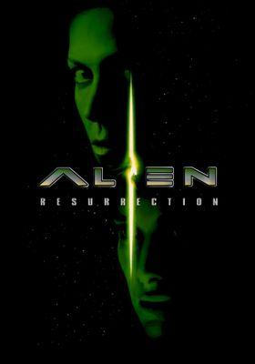 Alien: Resurrection's Poster