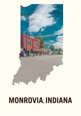 Monrovia, Indiana's Poster