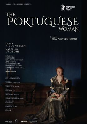The Portuguese Woman's Poster