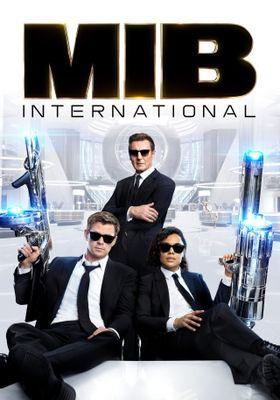 Men in Black International's Poster