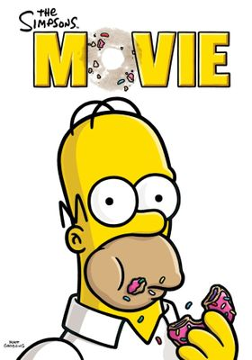 The Simpsons Movie's Poster