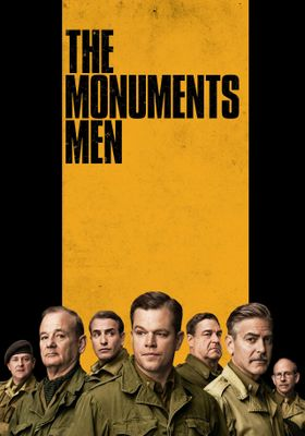 The Monuments Men's Poster