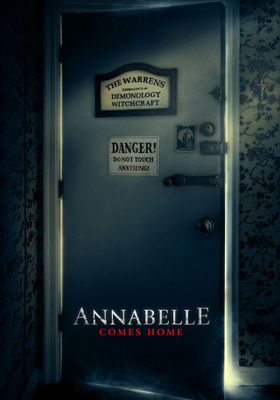 Annabelle Comes Home's Poster
