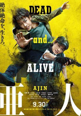 Ajin: Demi-Human's Poster