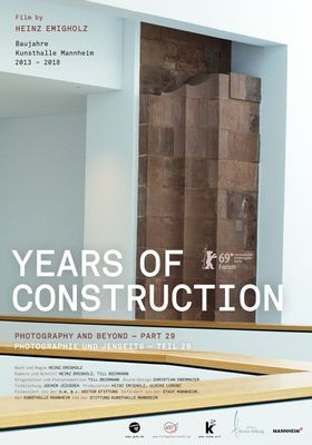 Years of Construction's Poster