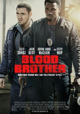 Blood Brother's Poster