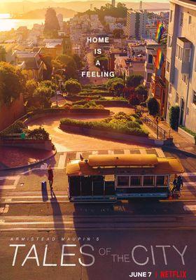 테일 오브 더 시티의 포스터